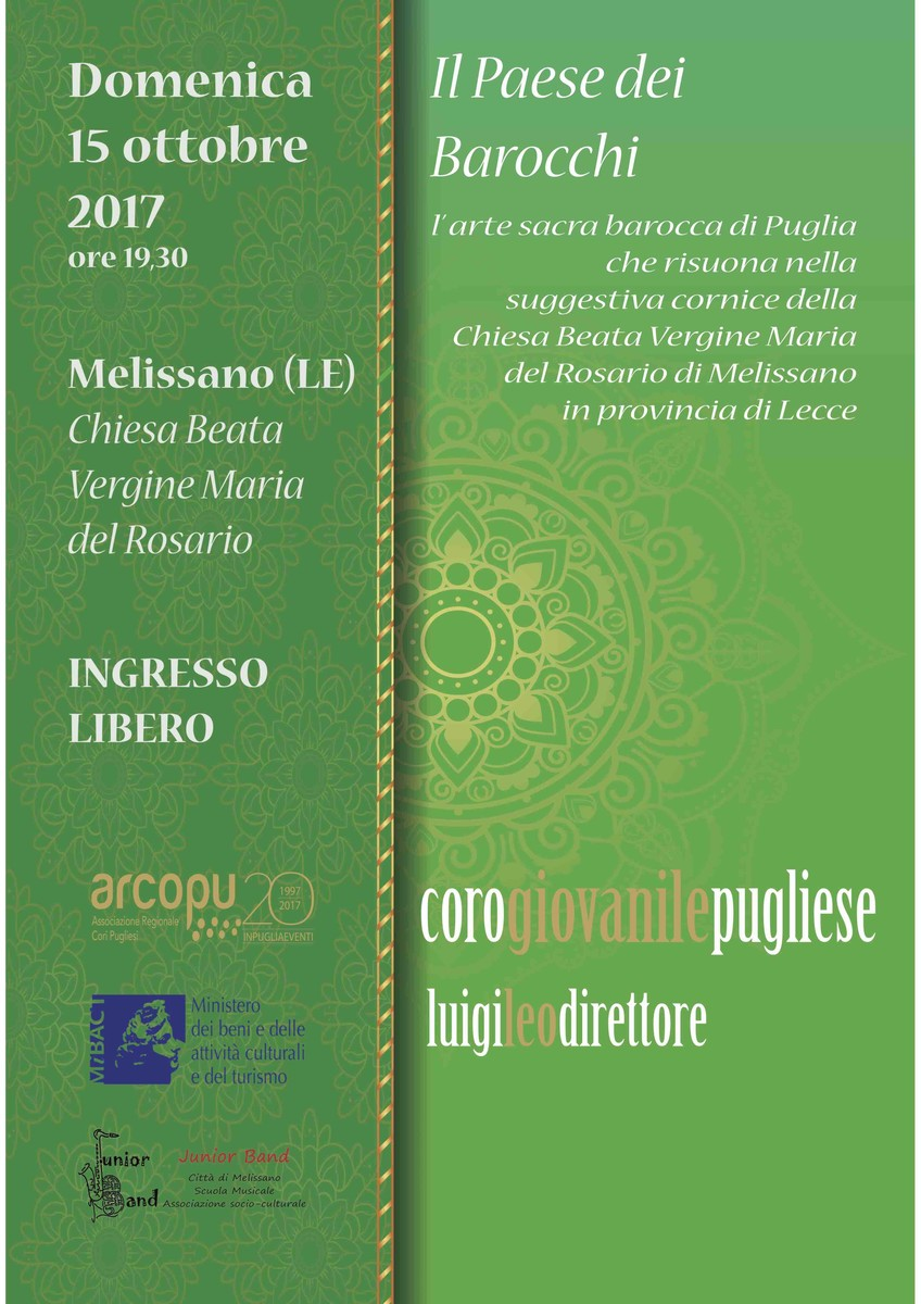 Manifesto concerto 15ott2017 cgp 70x100 copia 2