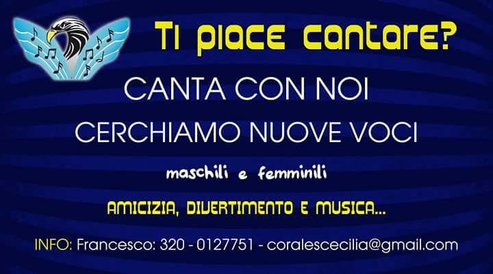 Vieni a cantare