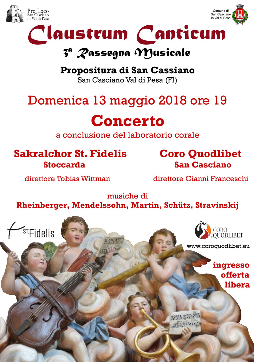 Claustrum canticum 13maggio