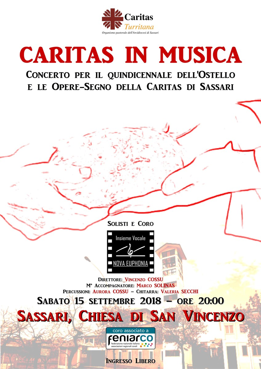 Manifesto concerto caritas 15 settembre 2018   basso peso