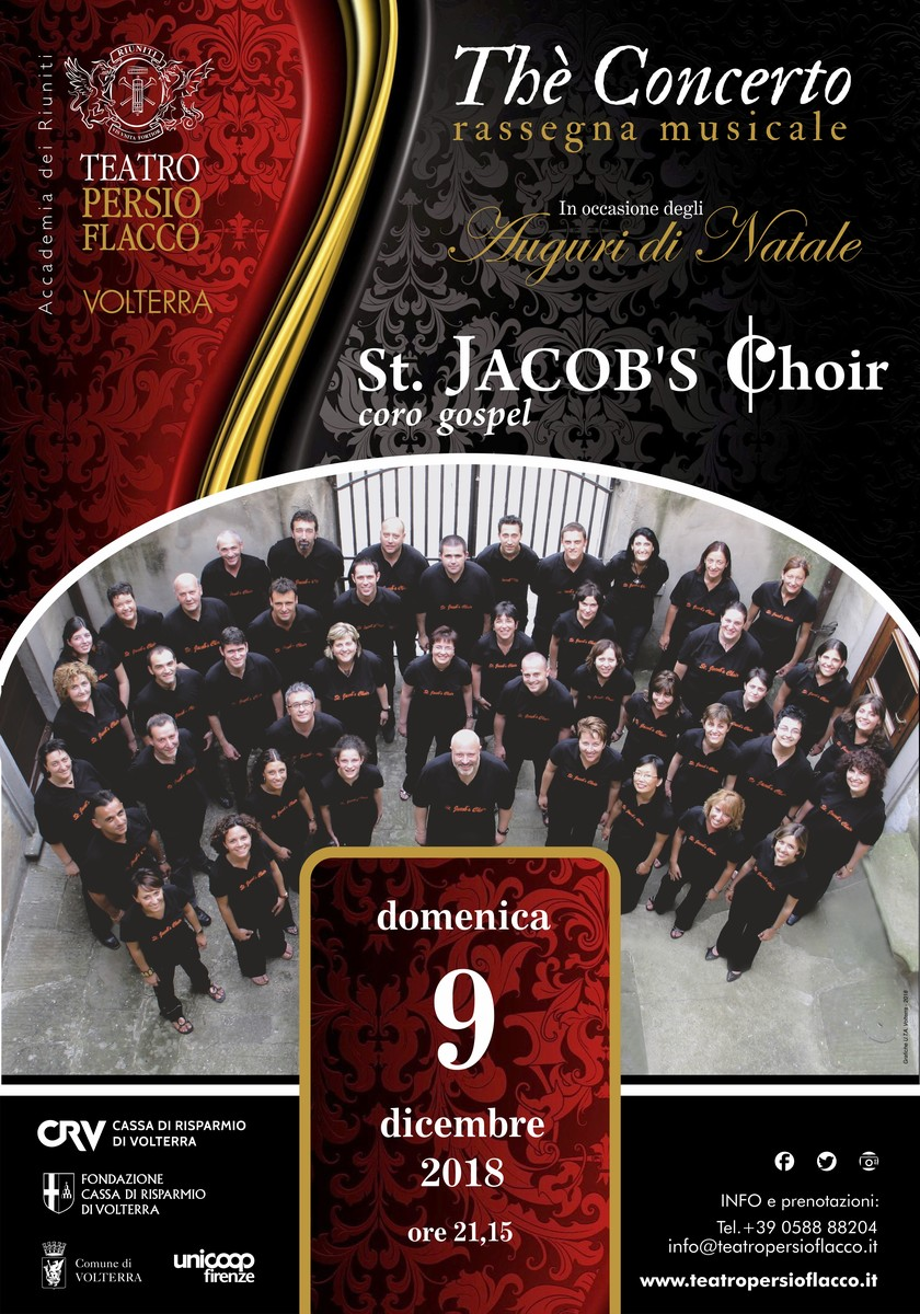 St jacobs choir