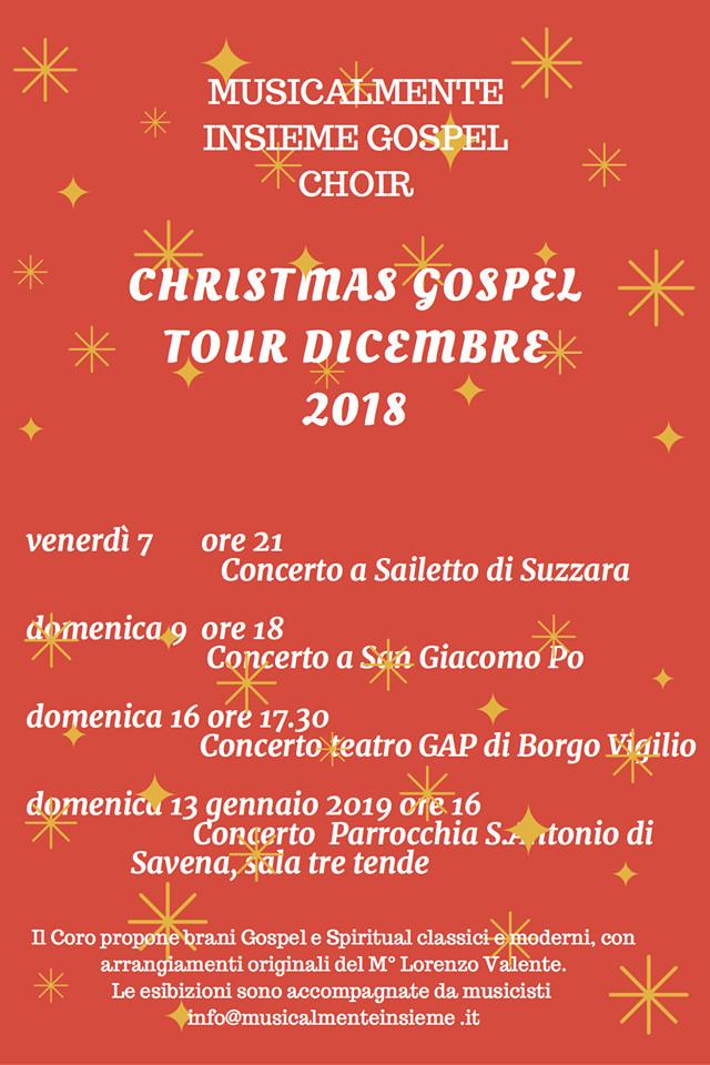 2018 tour