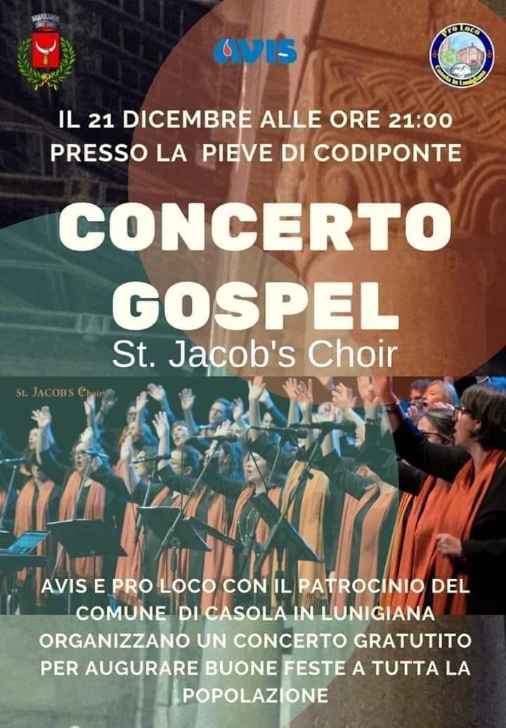 Concerto gospel pieve di codiponte