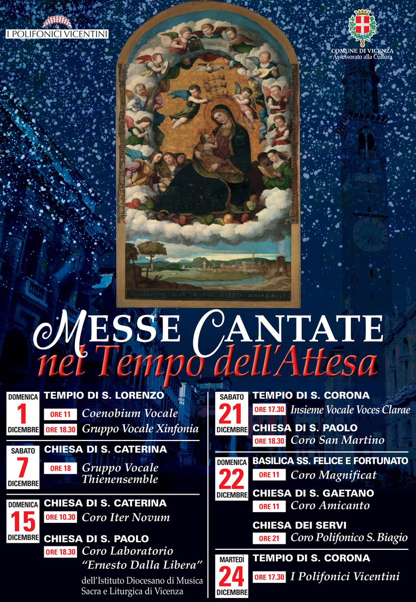 Messe cantate 2019