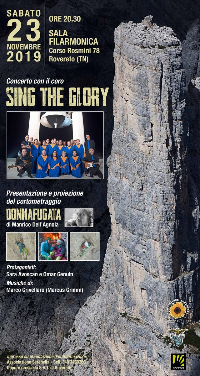 23 11 sing the glory rovereto