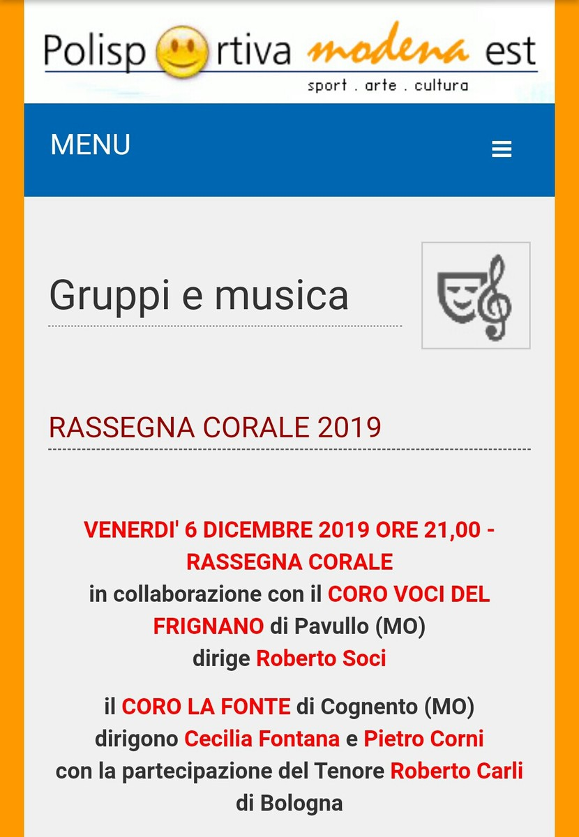 19 12 06 rassegna 2019   polisposportiva modena est