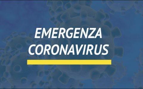 Emergenza coronavirus 480x300
