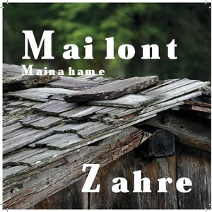Cover zahre mai lont.ipg