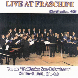 Cd live at fraschini