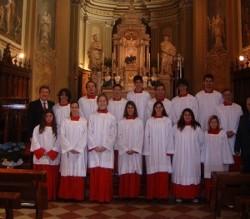Scuola Di Musica Novate Milanese.Scuola Corale Scarlatti
