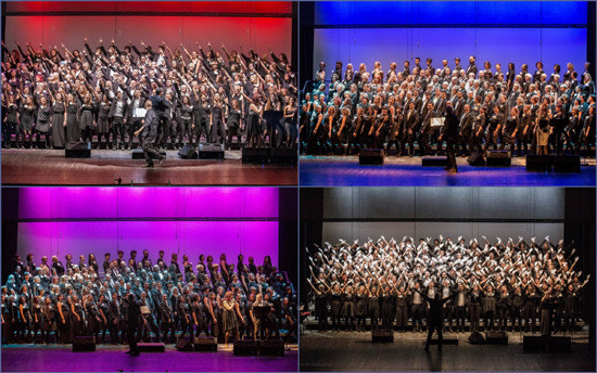 Big vocal orchestra 550