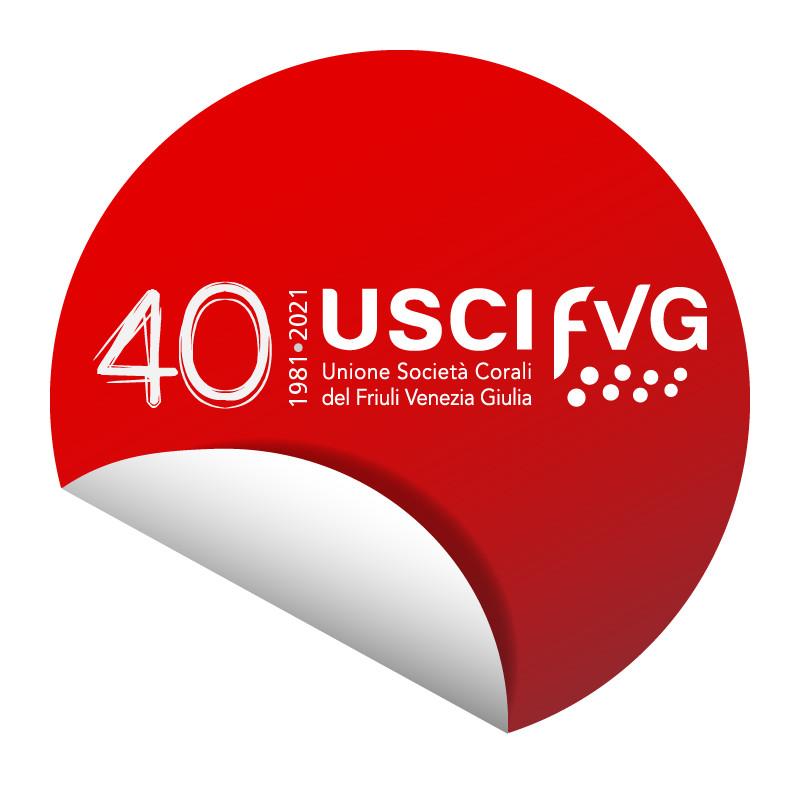 Usci fvg logo 40 social